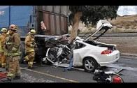 Akıl Almaz Kazalar! Bu insanların Ehliyeti Olması Bir Mucize