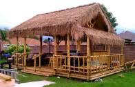 Modern ve Kullanışlı Bambu Ev Tasarımı