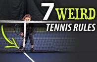 Şaşıracağınız En Saçma Tenis Kuralları