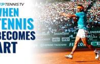 Tenis Sanata Dönüşünce – En İyi Atışlar