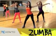 Zumba Dansı ile Eğlenerek Zayıflayın!