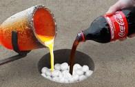Cola ve Lavla Yapılan En Sıradışı Deney (Sonuçlar Şaşırtıcı)
