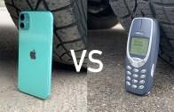 Iphone 11 ve Nokia 3310 Arasındaki Dayanıklılık Testi