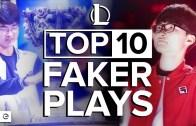 League of Legends'ın En İyi Oyuncusu Faker'ın İnanılmaz Refleksleri