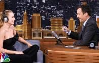 Margot Robbie ile Dudak Okuma Yarışması
