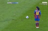 Ronaldinho'nun Hiç Unutulmayan Hareketleri