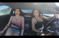 Seksi Kızların Nissan 350z İle Tanışması
