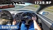 1239 HP Toyota Supra – Hız Limiti Olmayan Araba