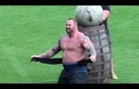 Avrupa'nın En Güçlü Adamı – The Mountain Yine Şaşırtmadı!