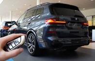 BMW X7 M50i 2020 – Tasarım Harikası Dev Canavar