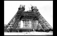 Demir Yığını Eyfel Kulesi'nin Yapılışı (1887-1889)