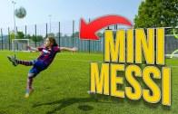 Geleceğin En Yetenekli Oyuncusu 6 Yaşında! (Messi'nin Tahtına Aday)