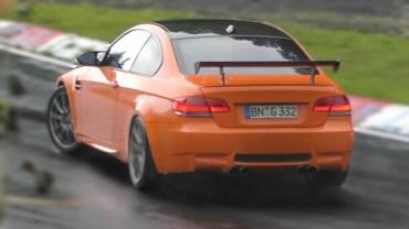 Nürburgring Pisti'nden İnanılmaz Drift Şov (Harika Arabalar)