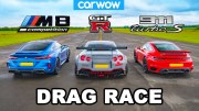 Porsche vs BMW vs Nissan – Kim Kazanacak?