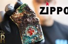 Vietnam Savaşından Kalma Zippo Restorasyonu