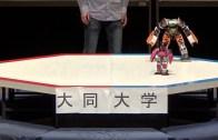 Yeni Nesil Robotlardan Dövüş Gösterisi