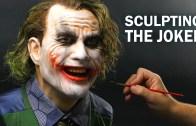 Hayran Kalacağınız Joker Büstü Yapımı (Hızlandırılmış)
