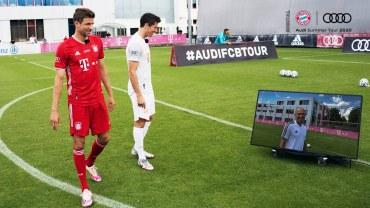 Lewandovski İle Müller Arasındaki Penaltı Düellosu