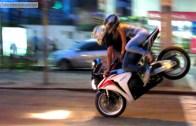 Motosikletlerin Sınırlarını Zorlayan Çılgın Sürücüler