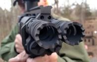 Ormanlık Alanda DP-12 Pompalı Tüfek Denemesi