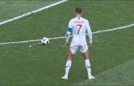 Cristiano Ronaldo'dan Seyircileri Mest Eden Anlar