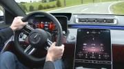 Mercedes S Class ile Sürücü Asistan Sistemleri