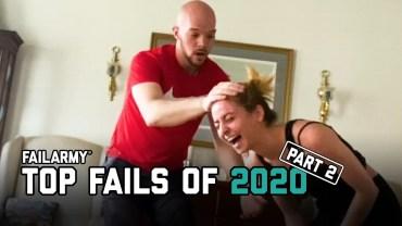 2020'deki Gülmekten Kırıp Geçiren En Komik Kazalar