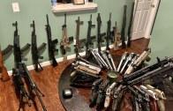 Carlton'dan İnanılmaz Silah Koleksiyonu