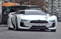 Citröen GT – Efsane Tasarımıyla Fransız Otomobili!