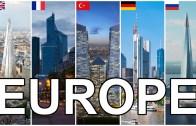Avrupa Ülkelerinde Yapılmış En Yüksek Binalar