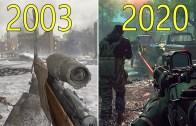 Call Of Duty – 2003'ten 2020'ye Değişim