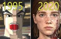 PlayStation Grafikleri – 1995'ten Günümüze