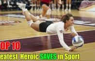 Sporda Yok Artık Dedirten Olağanüstü Kurtarışlar