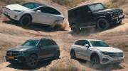 SUV Araçların Çekiş Gücü Karşılaşması