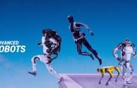 Geliştirilmiş Özellikleri ile Yeni Nesil Robotlar!