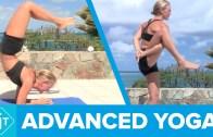 Oldukça Esneklik İsteyen 6 İleri Seviye Yoga Pozu