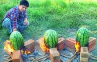 İlginç Yemek Kültürleri – Karpuz İçi Köy Tavuğu Tarifi
