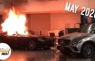 Pahalı Araçların Başına Gelen Çılgın Kazalar