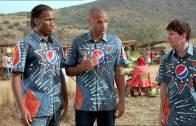 Pepsi – Ünlü Futbolcularla Yapılan Eğlenceli Reklam