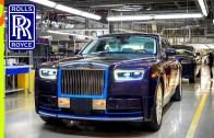 Rolls Royce – Efsane Canavarın Üretim Süreci Karşınızda