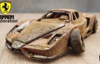 Ferrari Enzo – Pas İçindeki Spor Araba Restorasyonu