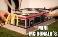 Gördükçe İştahınızı Kabartacak Mini McDonald's Yapımı