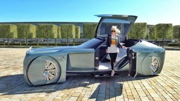 Rolls Royce 103EX – Bu Efsane Araç 2035'ten Geliyor!