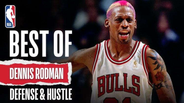 Dennis Rodman – Akıl Almaz Savunma Performansları!