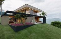 Her Köşesi Resmen Yenilik Kokan Modern Villa Tasarımı