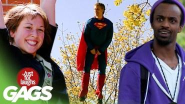 İzlerken Kahkaha Atacağınız Süper Kahraman Şakaları
