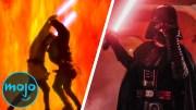 Efsane Star Wars Filmlerindeki En Destansı Sahneler