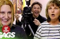 İzlerken Gülmekten Karın Ağrıtan Resim Çizememe Şakası