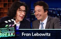 Fran Lebowitz – The Tonight Show'un Konuğu Oluyor!