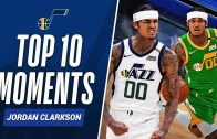 Jordan Clarkson – NBA Sezonu Boyunca En İyi Anları